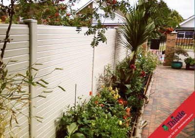 Thistle Fencing Aberdeen, Aberdeenshire & North East Scotland: Installation Example 3