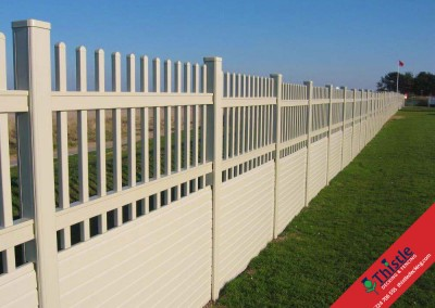 Thistle Fencing Aberdeen, Aberdeenshire & North East Scotland: Installation Example 5