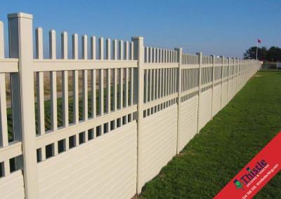 Thistle Fencing Aberdeen, Aberdeenshire & North East Scotland: Installation Example 5