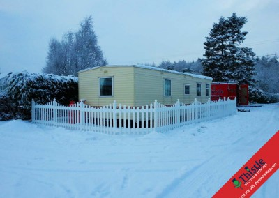 Thistle Fencing Aberdeen, Aberdeenshire & North East Scotland: Installation Example 7