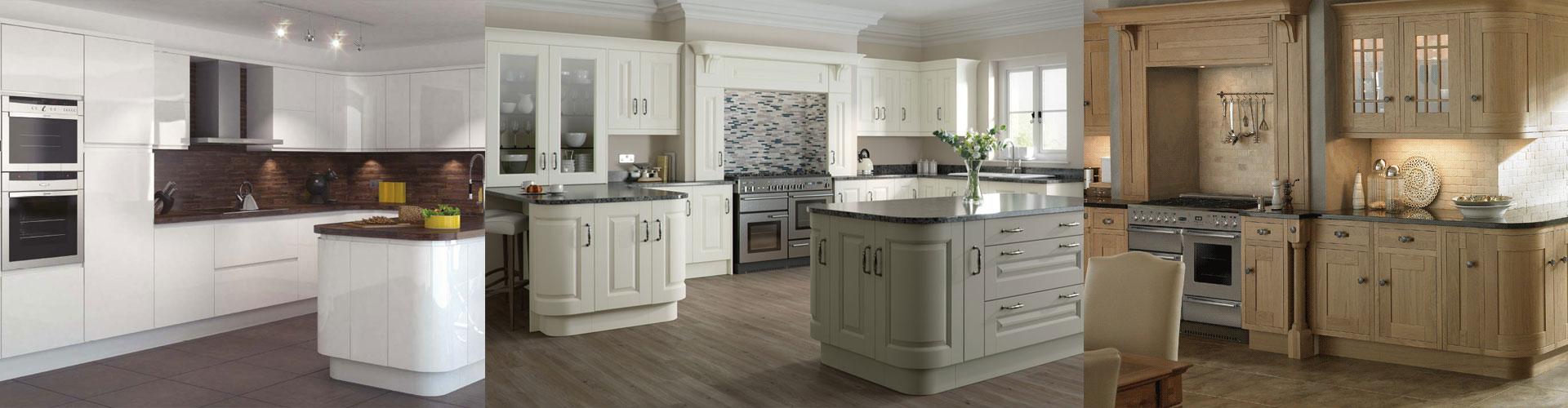 British Kitchens Aberdeen & Aberdeenshire: Sheraton Kitchens