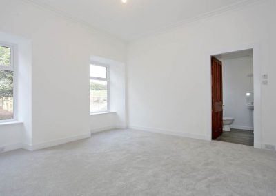 Cranfield 6-Bedroom Farmhouse Conversion: Master Bedroom