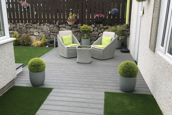 Fencing & Decking Aberdeen, Aberdeenshire & North East Scotland - Thistle Gardens & Outdoors