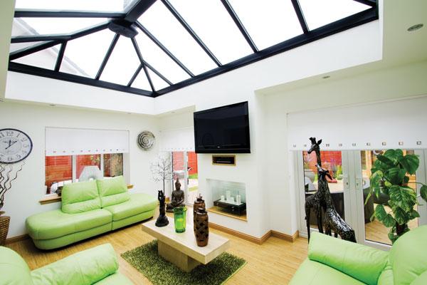 Orangery Glazed Extensions Aberdeen, Aberdeenshire & North East Scotland - Thistle Windows & Conservatories Ltd