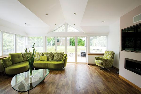 Home Extensions Aberdeen, Aberdeenshire & North East Scotland - Thistle Windows & Conservatories Ltd