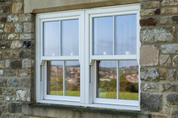 Sash Windows Aberdeen, Aberdeenshire & North East Scotland - Thistle Windows & Conservatories Ltd