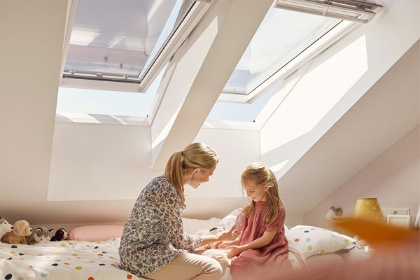 VELUX Roof Windows Aberdeen, Aberdeenshire & North East Scotland - Thistle Windows & Conservatories Ltd