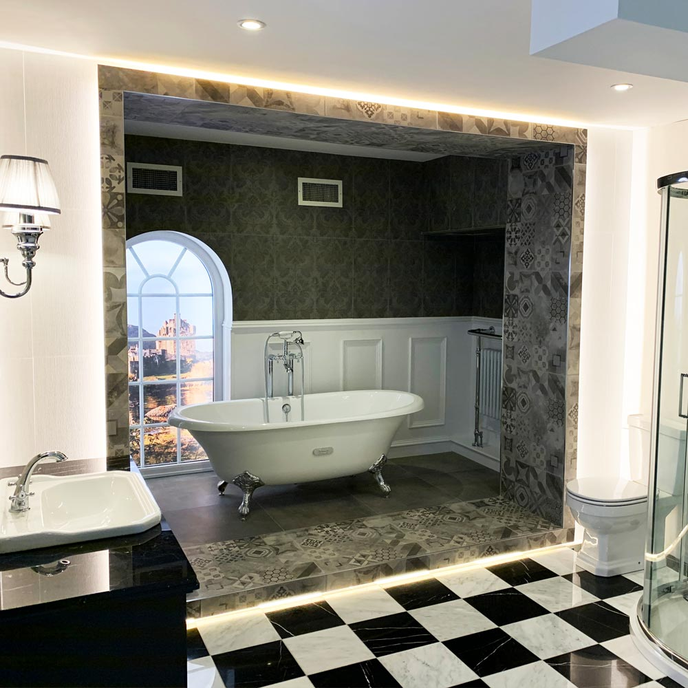 Thistle Windows & Conservatories: High-Quality Bathrooms