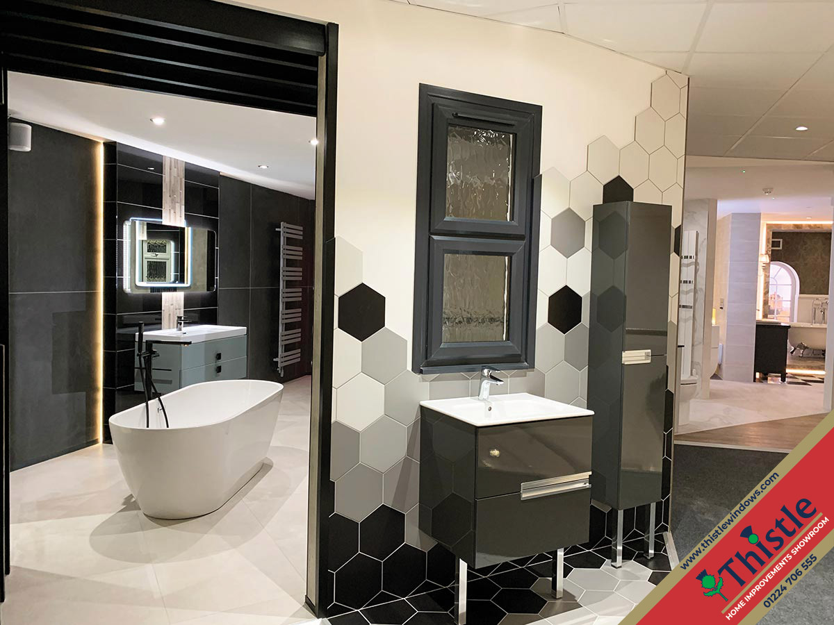 Thistle Home Improvements Showroom Aberdeen: High-Quality Bathrooms