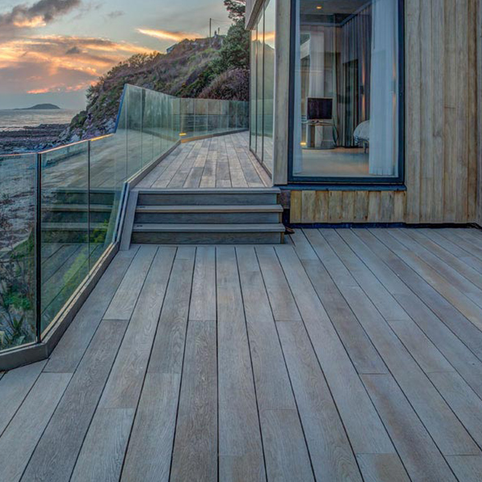 Composite Decking Aberdeen, Aberdeenshire & North East Scotland