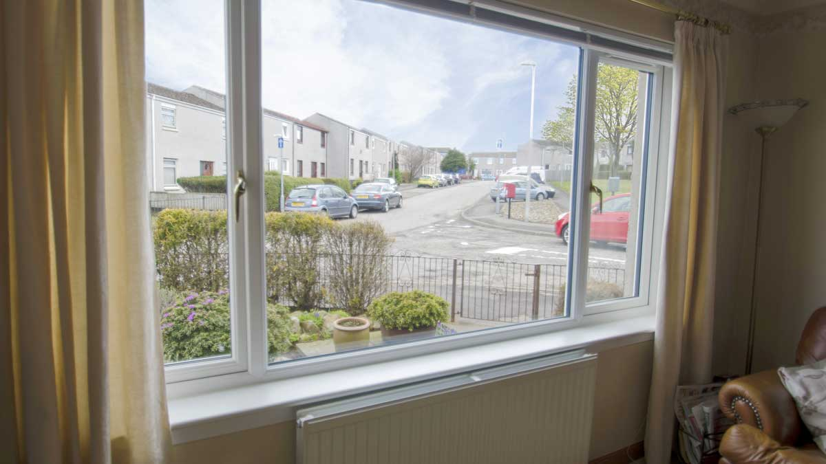 Double Glazing Aberdeen, Aberdeenshire & North East Scotland: Side Hung uPVC Windows