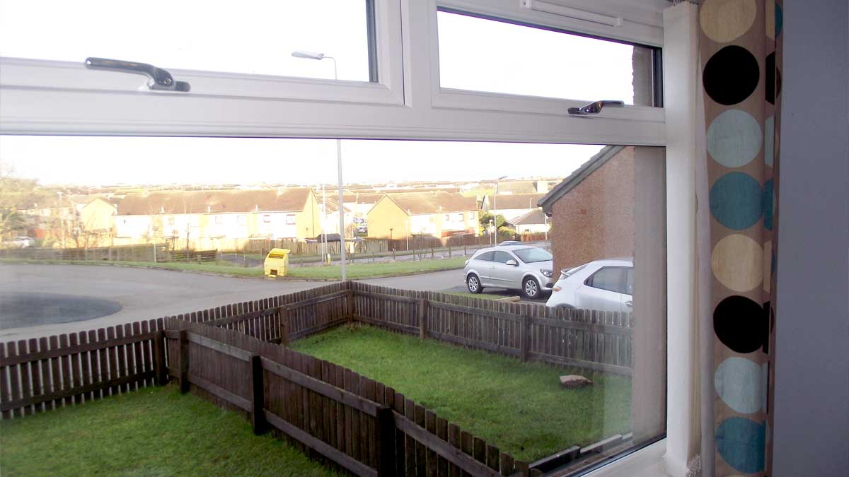 Double Glazing Aberdeen, Aberdeenshire & North East Scotland: uPVC Windows with Top Openers