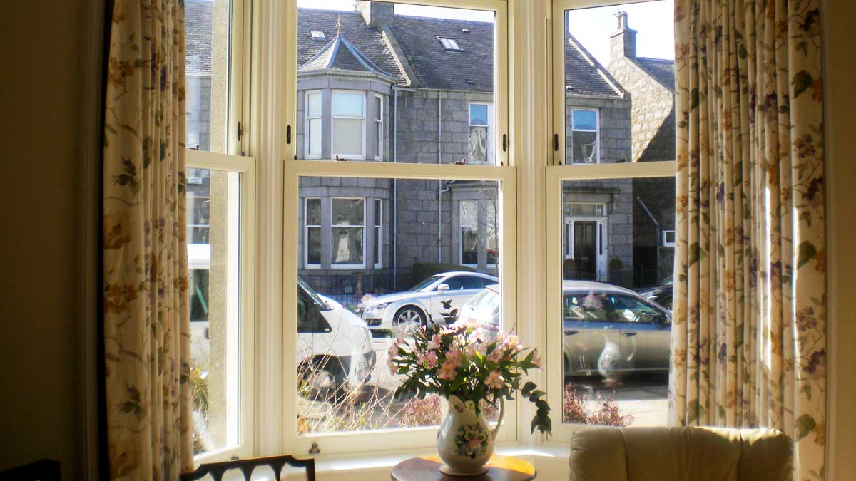 Double Glazing Aberdeen, Aberdeenshire & North East Scotland: uPVC Bay Windows by THISTLE