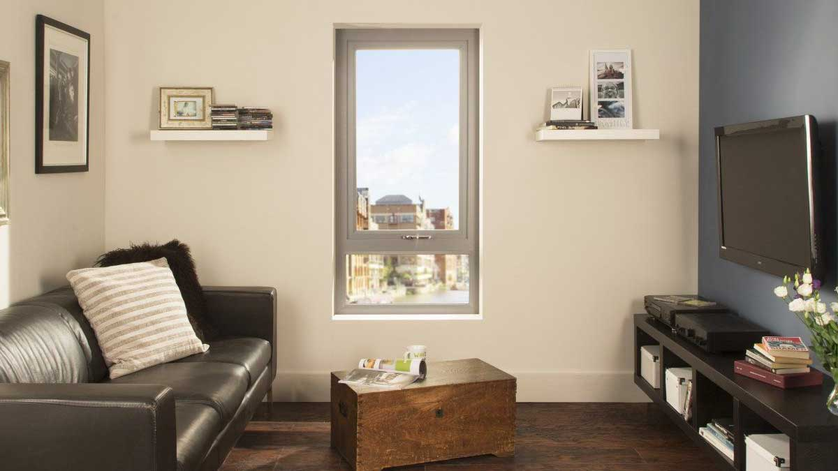 Double Glazing Aberdeen, Aberdeenshire & North East Scotland: uPVC Fully Reversible Windows by THISTLE