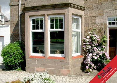 Double Glazing Aberdeen: uPVC Windows Installation Example 17