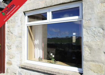 Double Glazing Aberdeen: uPVC Windows Installation Example 29