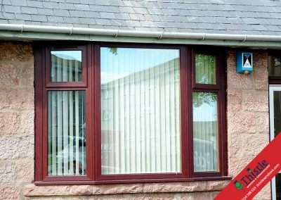 Double Glazing Aberdeen: uPVC Windows Installation Example 38