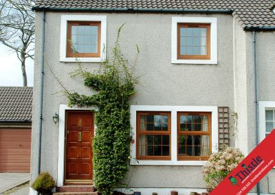 Double Glazing Aberdeen: uPVC Windows Installation Example 39