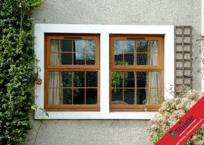 Double Glazing Aberdeen: uPVC Windows Installation Example 41