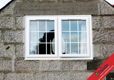 Double Glazing Aberdeen: uPVC Windows Installation Example 44