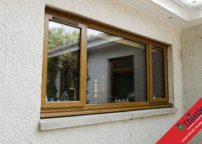 Double Glazing Aberdeen: uPVC Windows Installation Example 49