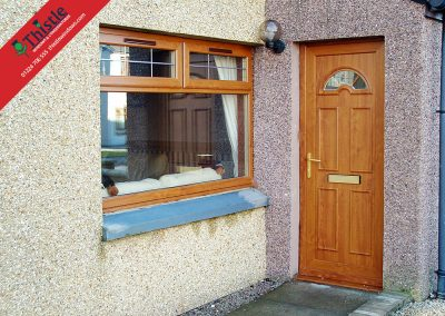 Double Glazing Aberdeen: uPVC Windows Installation Example 58
