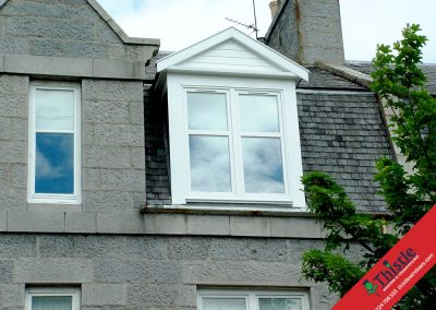 Double Glazing Aberdeen: uPVC Windows Installation Example 59