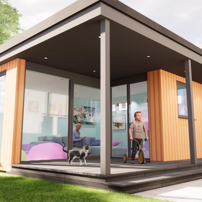 Thistle Windows & Conservatories: Low-Maintenance uPVC Roofline, Cladding, Soffits, Fascias & Guttering