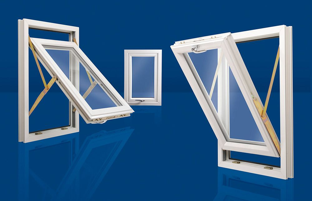 Double Glazing Aberdeen: uPVC Fully Reversible Windows