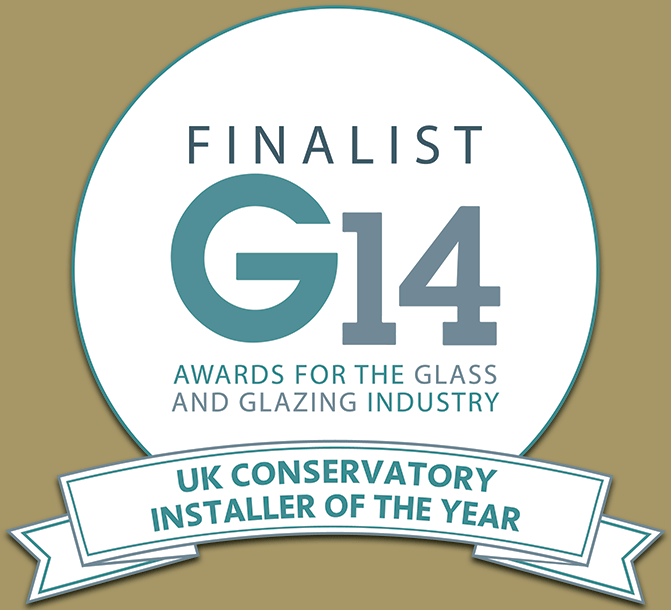 G14 UK Glass & Glazing Industry Awards: Conservatory Installer Of The Year Finalist