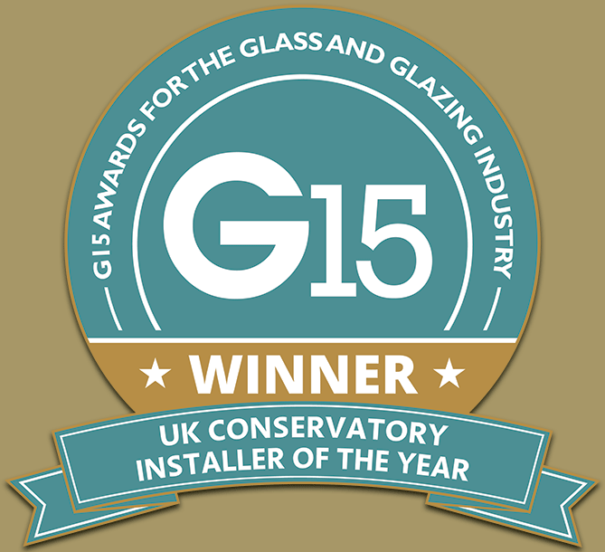 G15 UK Glass & Glazing Industry Awards: Conservatory Installer Of The Year Winner