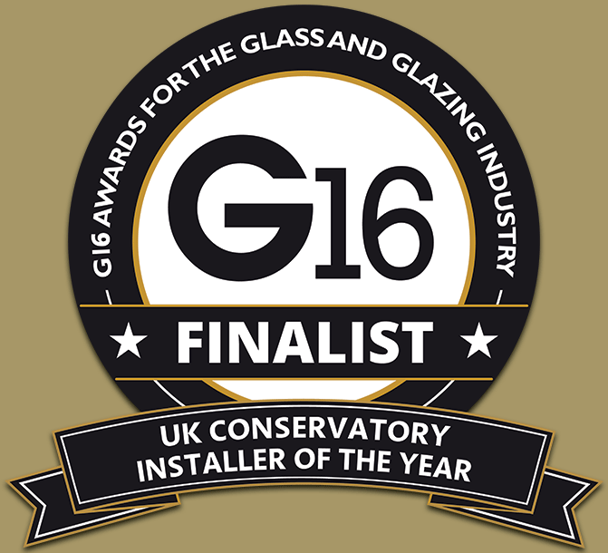 G16 UK Glass & Glazing Industry Awards: Conservatory Installer Of The Year Finalist