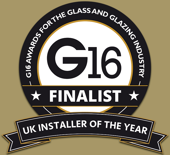 G16 UK Glass & Glazing Industry Awards: Installer Of The Year Finalist