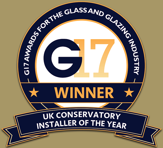 G17 UK Glass & Glazing Industry Awards: Conservatory Installer Of The Year Award Winner