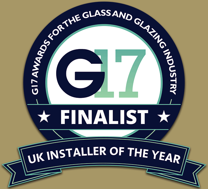 G17 UK Glass & Glazing Industry Awards: Installer Of The Year Finalist