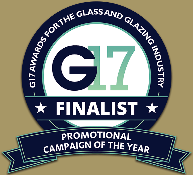 G17 UK Glass & Glazing Industry Awards: Promotional Campaign Of The Year Finalist