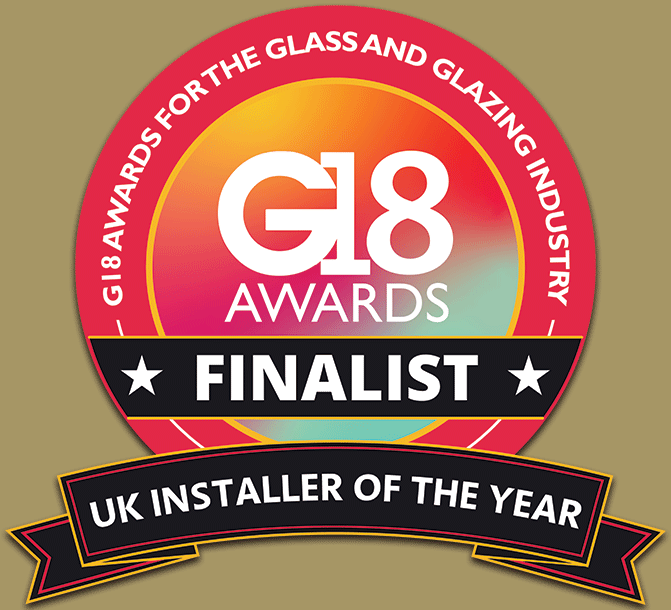 G18 UK Glass & Glazing Industry Awards: Installer Of The Year Award Finalist