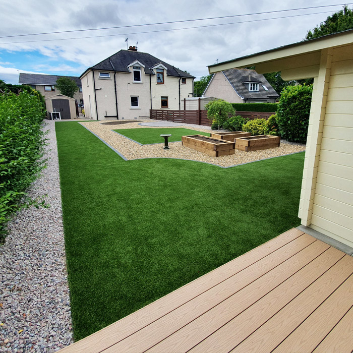 Garden Design Aberdeen, Aberdeenshire & North East Scotland: An Incredible Garden Transformation