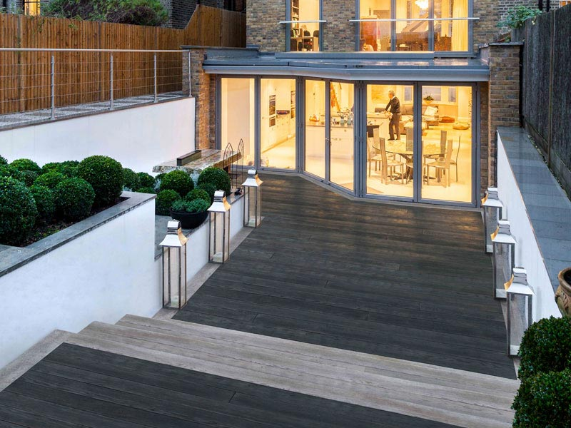 Thistle Low-Maintenance Timber-Free Composite Decking
