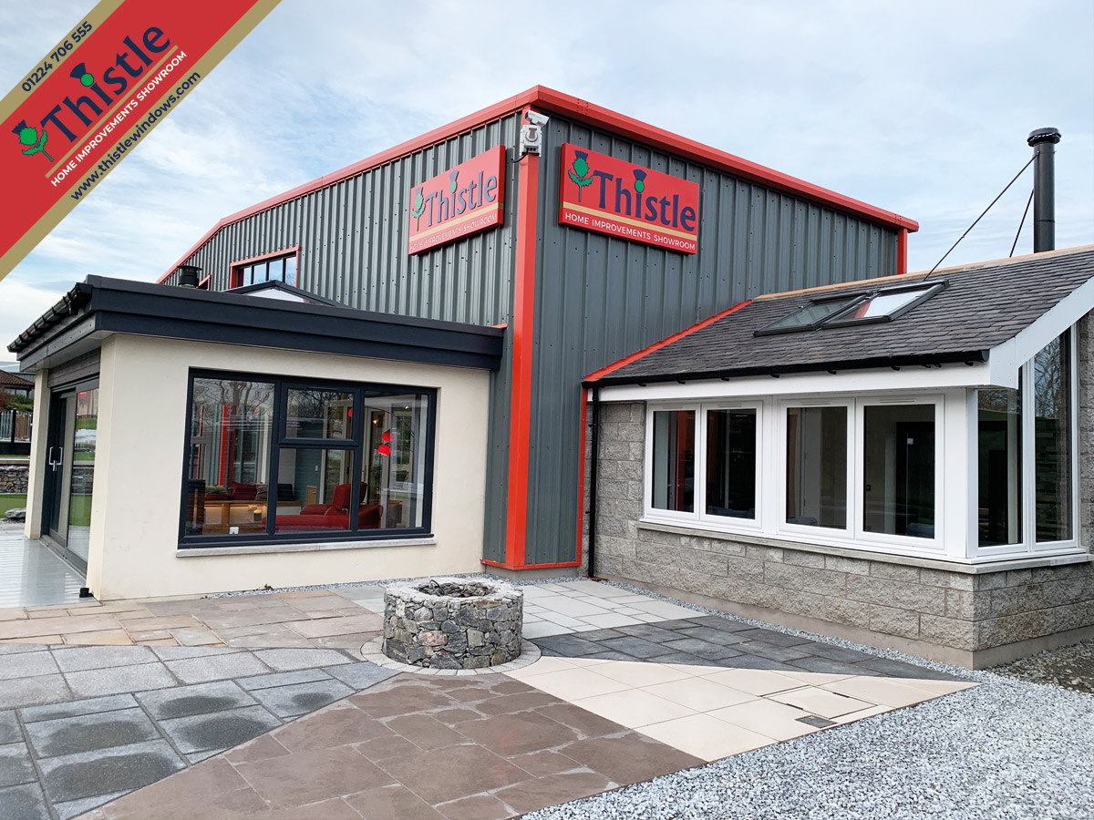Thistle Home Improvements Showroom Aberdeen: Home Extensions