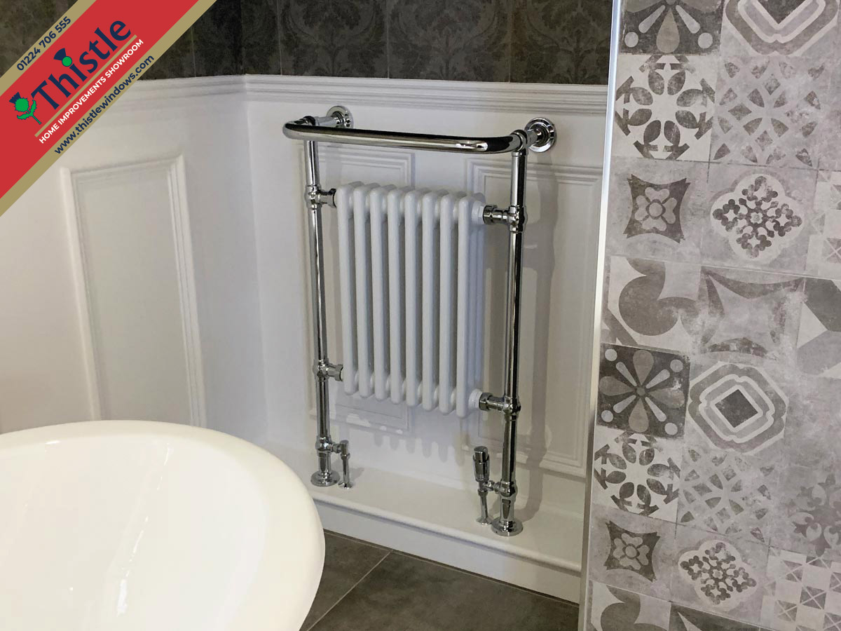 Thistle Home Improvements Showroom Aberdeen: Plumbing & Heating Services