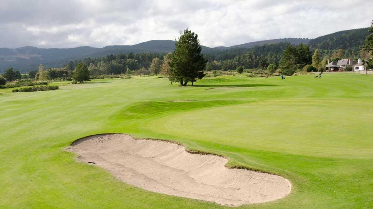Race To Meldrum House: Ballater Open - Saturday 3rd August 2019
