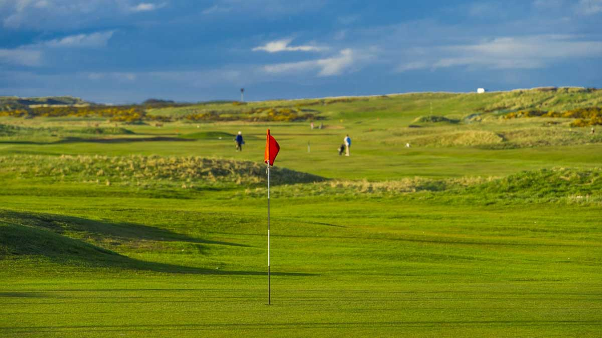 Race To Meldrum House: Kings Links Open - Sunday 12th May 2019