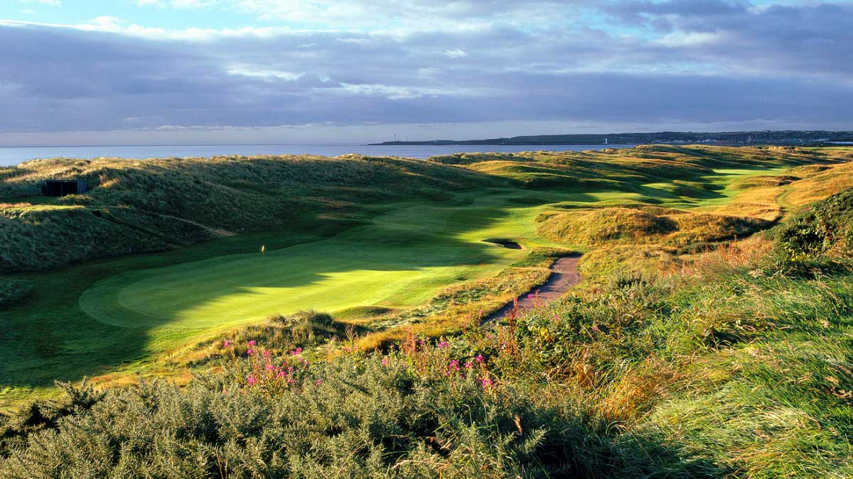 Race To Meldrum House: Royal Aberdeen Open - Sunday 15th September 2019