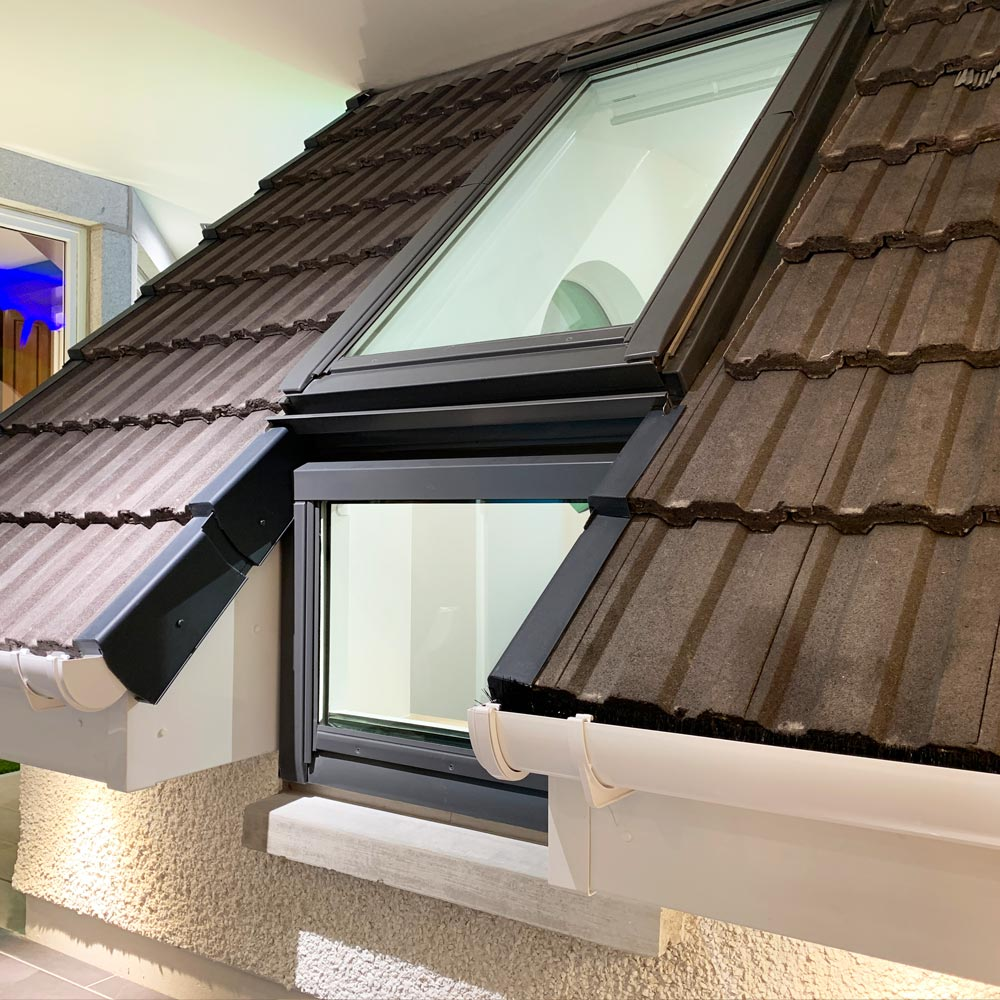 Thistle Windows & Conservatories: Low-Maintenance uPVC Roofline, Cladding, Soffits, Fascias & Guttering