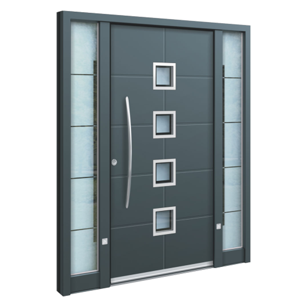 Spitfire Aluminium Doors: Quality Accessories