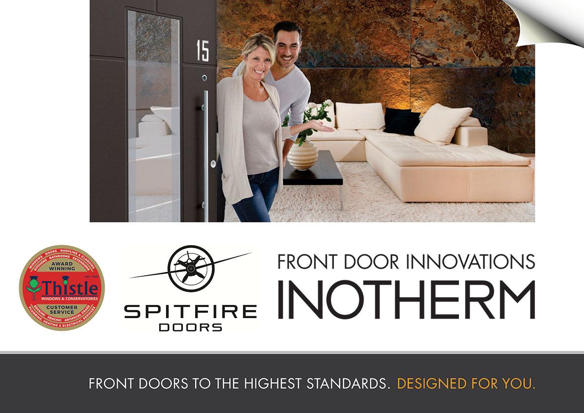 Aluminium Doors Aberdeen, Aberdeenshire, Scotland: Spitfire Aluminium Doors Brochure