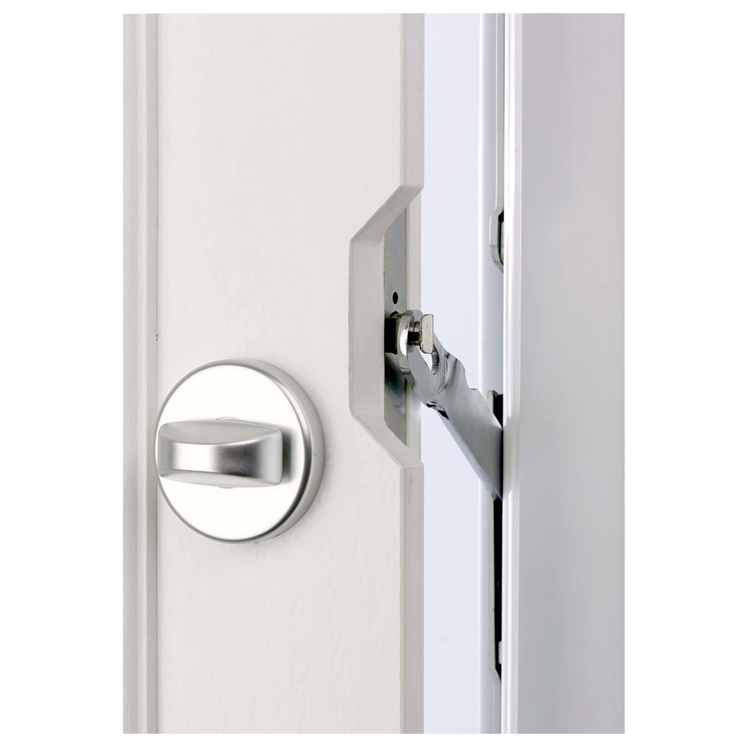 Spitfire Aluminium Doors: High-Security