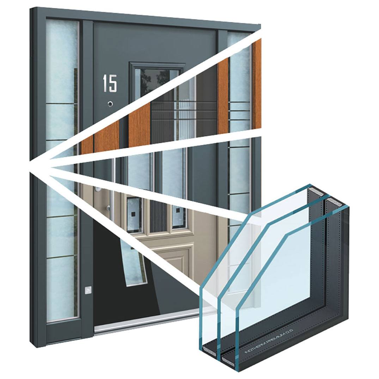 Spitfire Aluminium Doors: Energy-Efficient