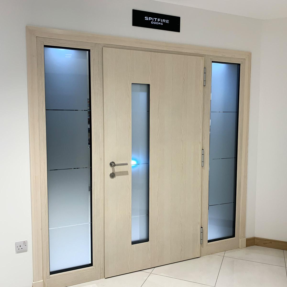 Thistle Windows & Conservatories: Spitfire Aluminium Doors